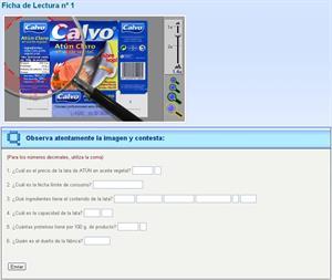 """Plan de lectura interactivo del CEIP """"Ntra. Sra. de Loreto"""""""