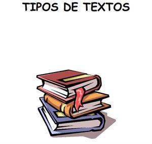 Los tipos de Textos