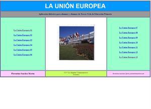 Cuestionario sobre la Unión Europea