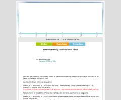 El informe Mckinsey y la educacion de calidad | Miguel Ángel Soto
