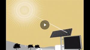 Animación: La energía solar