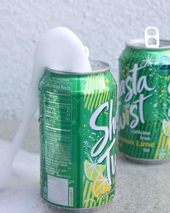 How to Stop Soda From Exploding