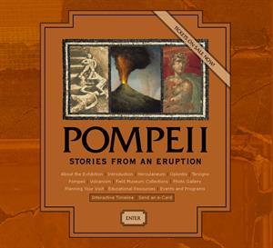 Pompeii: cronología interactiva sobre la historia de Pompeya (The Field Museum)