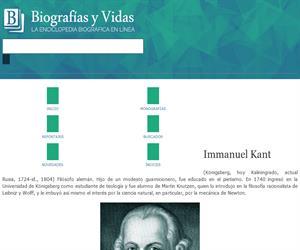 Immanuel Kant: biografía
