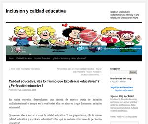 Calidad educativa, ¿Es lo mismo que Excelencia educativa? Y ¿Perfección educativa?