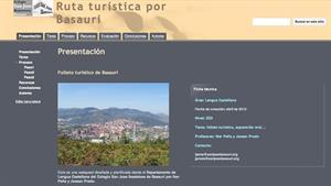 Webquest para el área de Lengua: ruta turística por tu ciudad