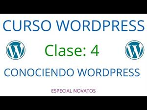 wordpress parte 4 conociendo wordpress