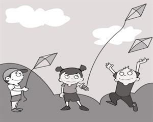 Longitud: largo-corto ¡Volamos cometas!