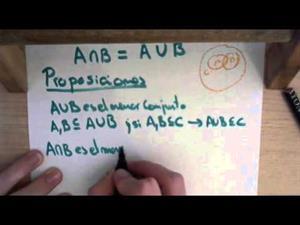 26 Teoria de Conjuntos || Proposiciones de Subconjuntos