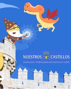 Castillos y fortalezas de Castilla y León. Vacaciones de verano 2014