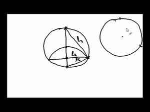 Construir el triángulo, hexágono y heptágono inscrito