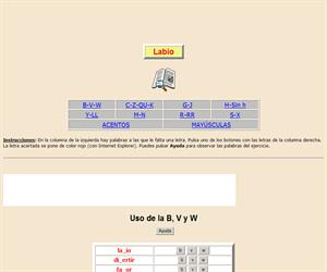 Reglas de uso de varias letras y de las palabras con mayúsculas y acentos (XXVIII)
