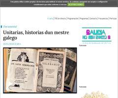Unitarias: historias dun mestre galego