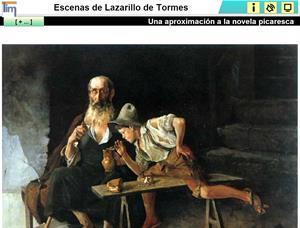 Escenas de Lazarillo de Tormes. Una aproximación a la novela picaresca