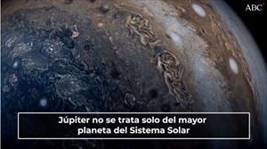 Júpiter no siempre estuvo en el mismo sitio