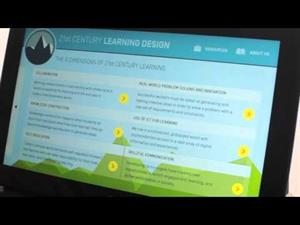 21st Century Learning Design App