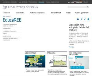 Red Eléctrica española, formación científica, técnica y cultural