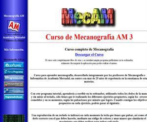 Mecanografía AM: programa para aprender mecanografía
