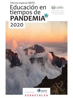 Educación en tiempos de Pandemia 2020. Informe especial ODITE