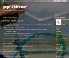 PEPEFALCANAR. blog d'EF ( espai d'intercanvi i reflexió)