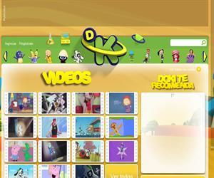 Discovery Kids juegos que 'divierten y enseñan a la vez'