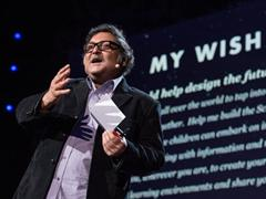 Sugata Mitra: Build a School in the Cloud | TED Talks