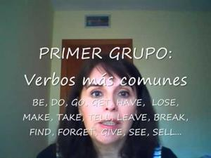 Irregular verbs part I