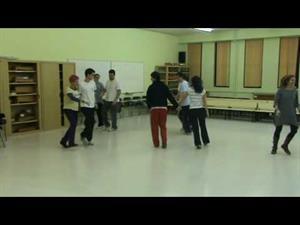 HinkyDinky, danza de USA