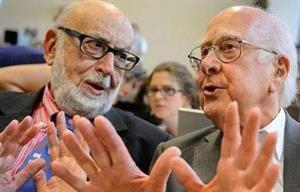 Englert y Higgs: Nobel de Física por el Bosón de Higgs (RTVE.es)
