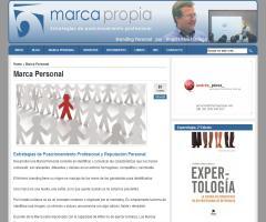 Andrés Pérez Ortega, pionero de Marca Personal / Branding Personal en Español