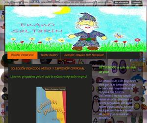 Enano Saltarín. Blog de actividades y recursos para infantil