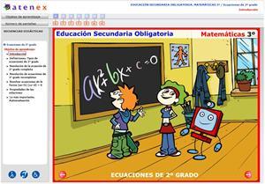 Ecuaciones de segundo grado. Matemáticas 3º Secundaria
