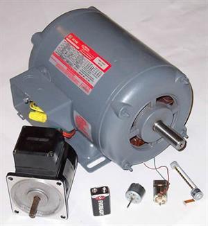 Máquinas eléctricas rotativas. Conceptos básicos