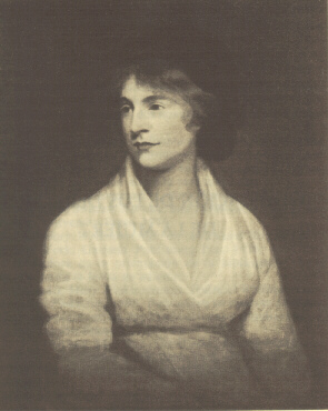 Mary Wollstonecraft, la abuela de Frankenstein