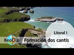 A paisaxe litoral. A erosión dos cantís