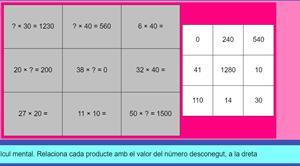 Activitats de matemàtiques 5è de primària