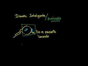 Diseño inteligente y evolución (Khan Academy Español)