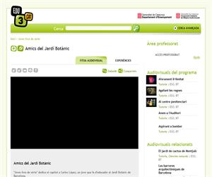 Amics del Jardí Botànic (Edu3.cat)