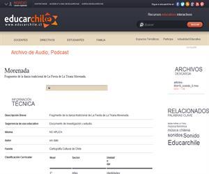Morenada (Educarchile)