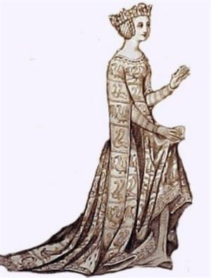Juana de Kent, primera princesa de Gales