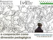 Presentación 'e-cooperación como dimensión pedagógica', de @cristobalsuarez