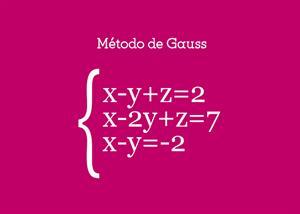 Método de Gauss #YSTP