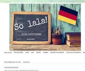 ¿Sabes cual es tu nivel de alemán? ¡Haz un test de nivelación!
