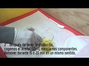 Experimento de química: Cómo hacer un jabón casero