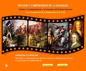 Los antecedentes de la Independencia de Chile (Educarchile)