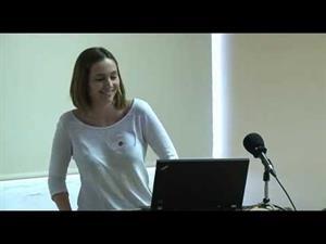 Encuentro Didactalia 2013: María Fernández - Privacidad y seguridad en la red social Tuenti