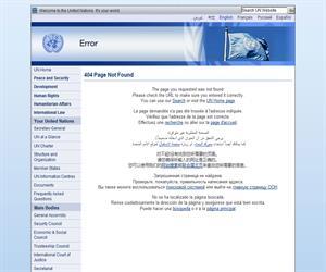 Consecuencias de la urbanización (Escuela Cibernética de las Naciones Unidas)