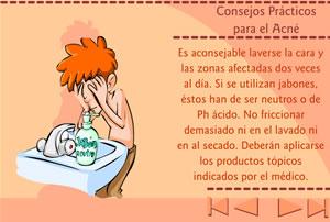 El acné (Puleva Salud)