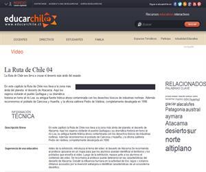 La Ruta de Chile 04 (Educarchile)