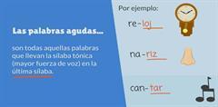 Palabras agudas (PerúEduca)
